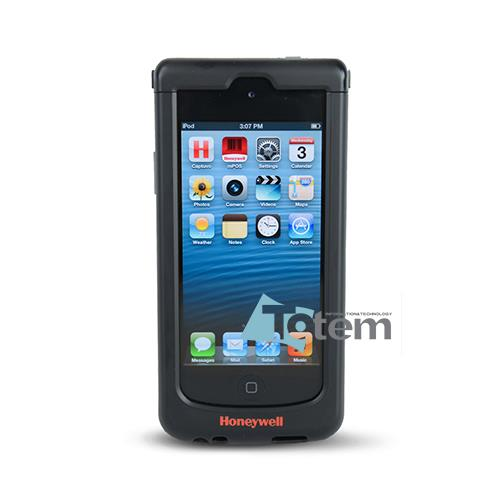 Honeywell Captuvo SL22系列 企业级Apple iPod touch 专用扫描附件